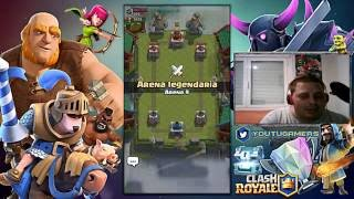 NEW IMAGE OF THE CANAL, ROAD TO THE 4000 CUPS AND TOURNAMENT - CLASH ROYALE