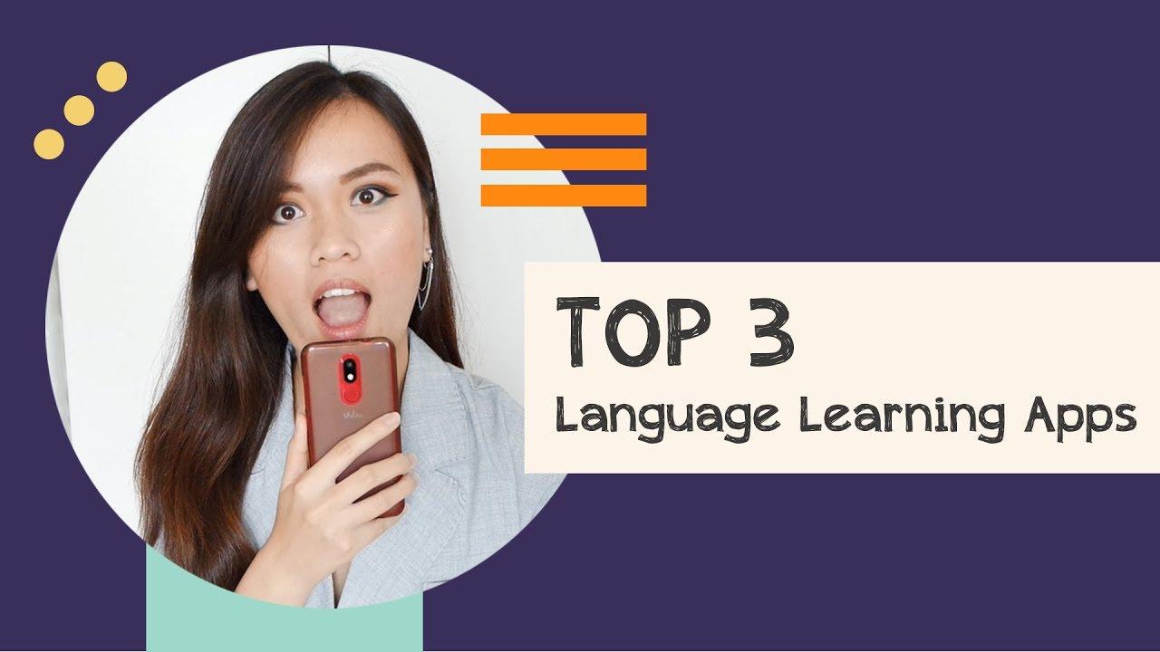 TOP 3 ỨNG DỤNG HỌC NGOẠI NGỮ HIỆU QUẢ CHO NGƯỜI MỚI BẮT ĐẦU // Top 3 Language Learning Apps