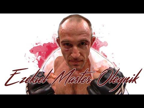 Ezekiel Choke in MMA - Alexey Oleynik