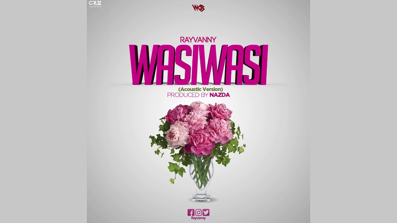 Download Rayvanny - Wasiwasi (Acoustic Official Audio)