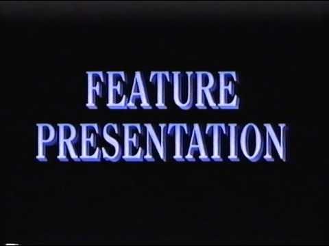 Buena Vista Home Entertainment (UK) - Feature Presentation - VHS UK 1995