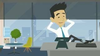 Simple CRM System Demo Video