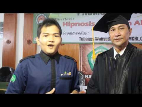 "Berita Kita ""Promosi doktor PTIQ Jakarta 8 November 2016"