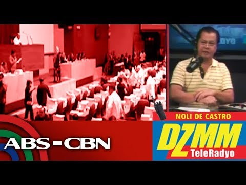 DZMM TeleRadyo: 'Powerful people' behind PCSO boss ouster? 'Tell it to the Marines,' says Sandra Cam