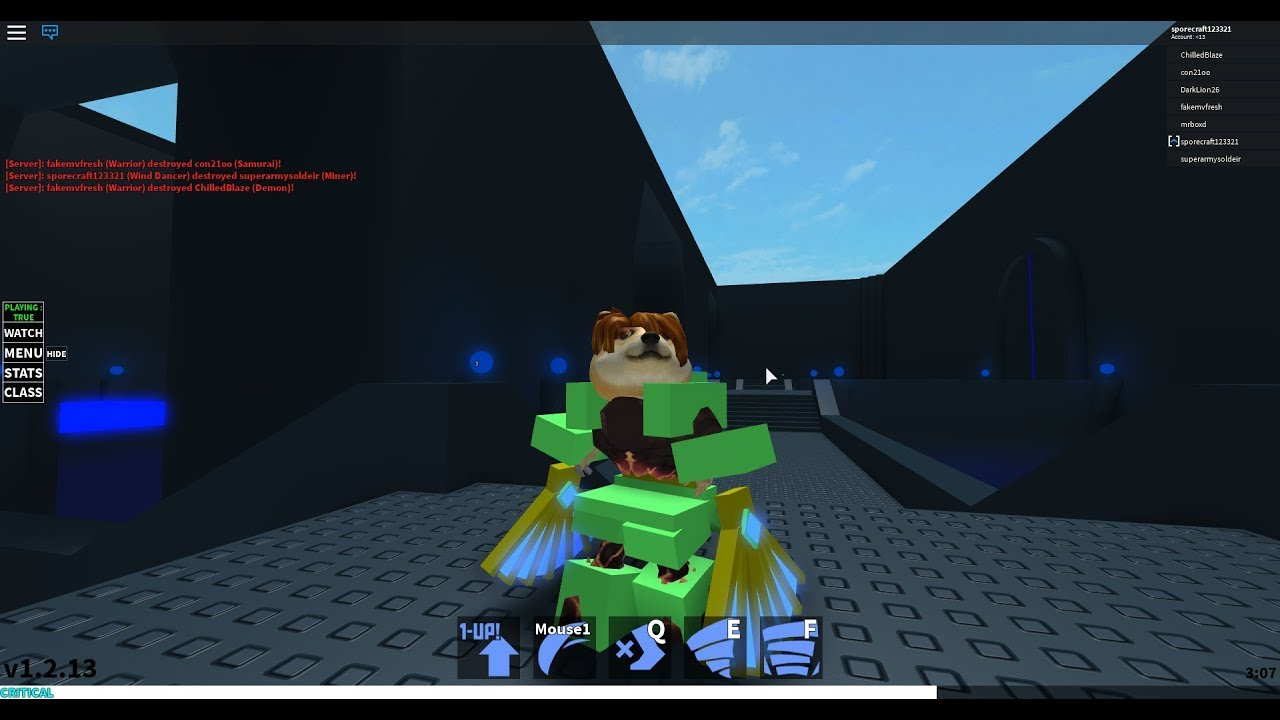 Roblox Project Submus Accudo How To Get Wind Dancer Youtube
