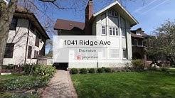 1041 Ridge Avenue Evanston, IL 60202