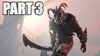 Middle Earth: Shadow Of Mordor Walkthrough Part 3 - Tugog The Guardian - PC Gameplay Review 1080P