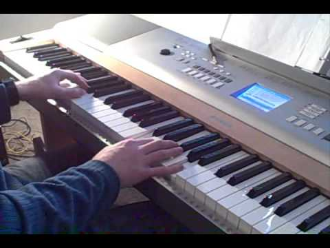 Cover Stars Grace Potter Piano And Vocals Youtube