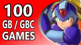 Top 100 Game B๐y Games / Game Boy Color Games (Alphabetical Order)