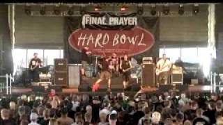 FINAL PRAYER - NO PLACE TO TURN LIVE @ WITH FULL FORCE 2007
