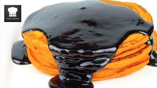 PUMPKIN HOTCAKES - Halloween Recipe