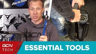 9 Essential Tools For Home Cycle Maintenance