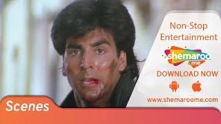 Akshay Kumar & Suneil Shetty save Minister | Waqt Hamara Hai Scenes | Bollywood Action Movie
