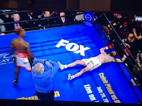 WHOA! TEVIN FARMER LANDS VICIOUS RIGHT HOOK ON JOSEPH DIAZ - DIAZ DEFEATS FARMER FIGHT HIGHLIGHTS from YouTube · Duration:  5 minutes 3 seconds