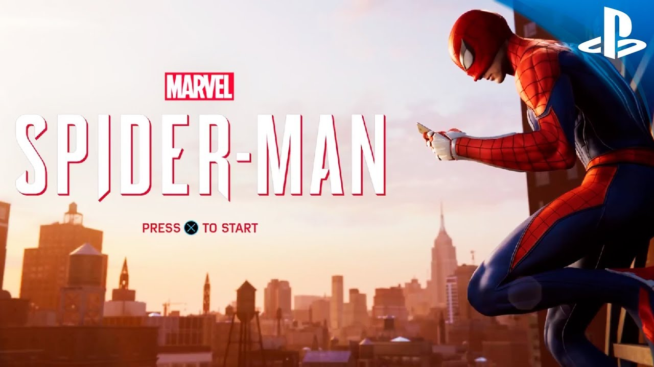 Marvel S Spider Man Gameplay E3 2018 Ps4 Youtube