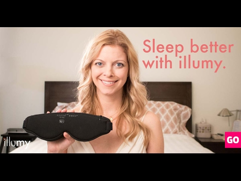 illumy - The Smart Sleep Mask