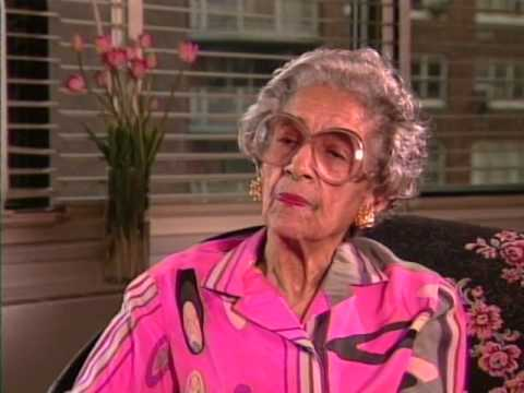 Elvera Davis (Sammy Davis Jr.'s mother) interview 14 May 1997 Part 2