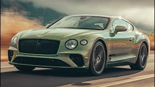 2020 Bentley Continental GT V8 - Luxury Grand Tourer