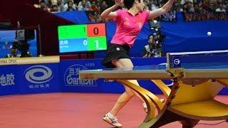China Open 2014 Highlights: Ding Ning Vs Liu Shiwen (FINAL)