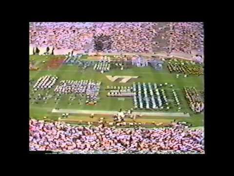 Marching Virginians 1988 Season