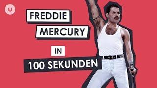Freddie Mercury in 100 Sekunden | uDiscover Music thumbnail
