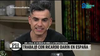 Abel Ayala en PH:
