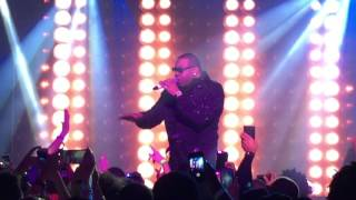 "Busta Rhymes Performs ""Put Your Hands Where My Eyes Could See"" At Revolt Music Conference"