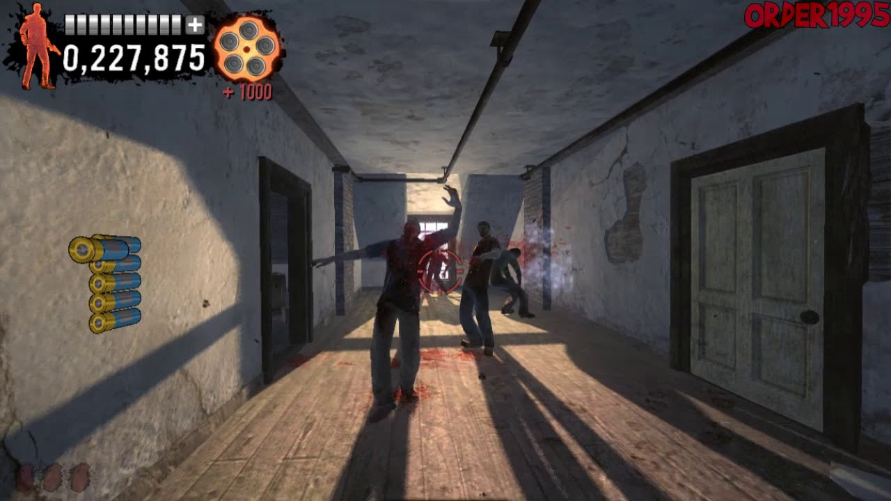 The House Of The Dead Overkill Pc Version Gameplay 940mx