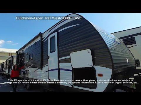 New 2019 Dutchmen RV Aspen Trail 2860RLS Travel Trailer at