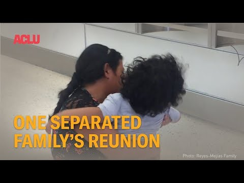 'My Son is Traumatized': One Separated Family's Reunion