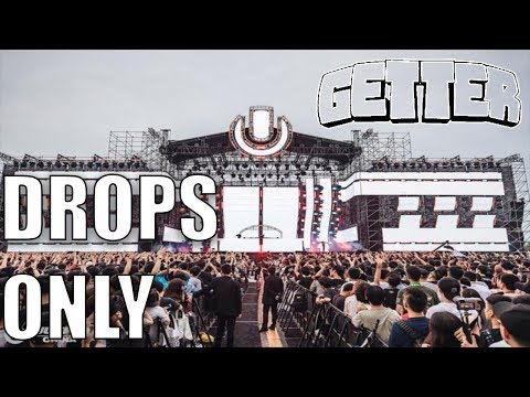 Getter - Drops Only Ultra Music Festival China 2017
