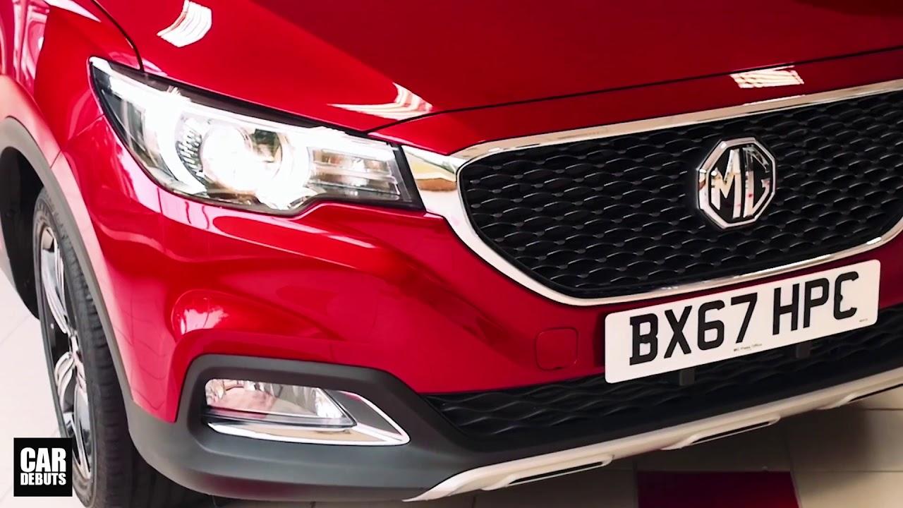 2018 MG ZS ใหม่ มาพร้อมการรับประกัน 7 ปี สำหรับลูกค้าในอังกฤษ กับราคาเปิดตัว เริ่มต้นที่ 5.43 แสนบาท
