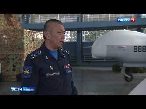 Репортаж Александра Рогаткина о перспективах российской боевой беспилотной авиации
