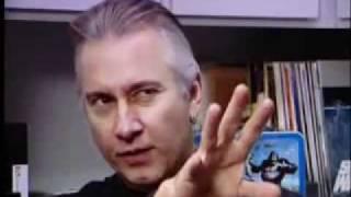 Fake alien interview