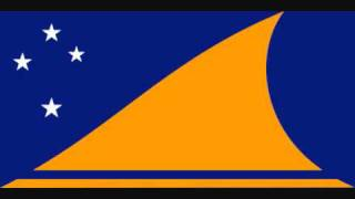 New Tokelau Flag and New National Anthem