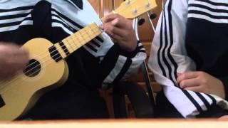[ĐỒNG XANH] cover ukulele - SnakeBam