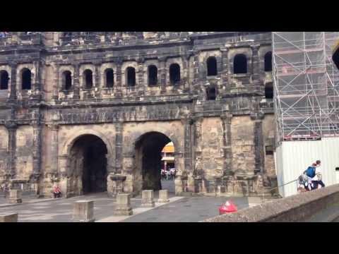 Trier City Tour, Stadtrundfahrt Trier, Trèves , Treviri, Tréier,