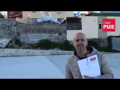 El PSOE vuelve a Cortijo Moreno y lamenta el mal estado de la barriada