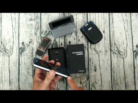 BlackBerry Classic Cobalt - Phân tích rõ nét về các phiên bản !!!