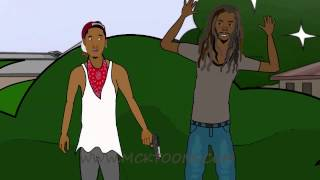 STREET HUSTLER (The MCK Animated Series) (Episode 3)
