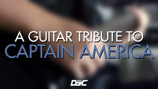 A Guitar Tribute to Captain America (Marvel Cinematic Universe)   DSC