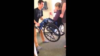 wheelchair assignment