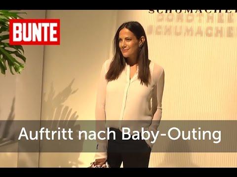 Bettina Zimmermann Baby