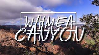 Wamea Canyon Hike