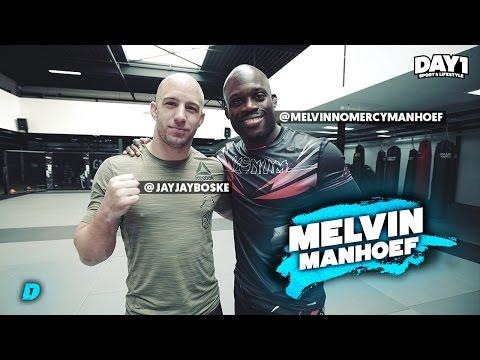 JAYJAY GAAT KNOCK OUT met Melvin ''No Mercy'' Manhoef || #DAY1 Afl. #34
