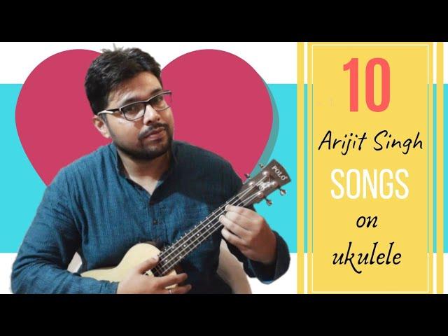 Play 10 Arijit Singh Songs On Ukulele Romantic Hindi Songs Chords Chordify We've included a video tutorial and links to the easy. play 10 arijit singh songs on ukulele