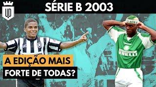 Série b 2003