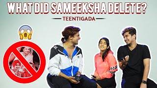 What's In Our Phone? - Teentigada | Vishal Pandey | Sameeksha Sud | Bhavin Bhanushali