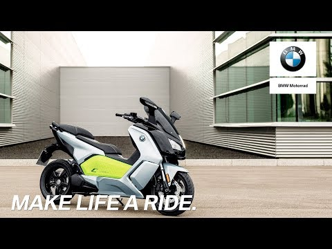 IN THE SPOTLIGHT: The new BMW C evolution