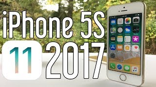 iPhone 5S on iOS 11 - Late 2017 Review